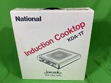National Joycook KDA-1T New Old Stock Induction Burner Countertop 1200W