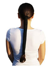 HAIR TIE / WRAP LONG NEW WRAPTER MOTORCYCLE SPORTS ANYWHERE THERE IS WIND BLACK