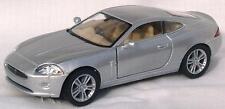 Diecast 1:38 Jaguar XK coupe in silver