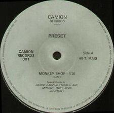 PRESET - Monkey Shop - camion - CAM 001 - Fra