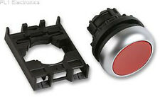 MOELLER - M22-D-R+M22-A - SWITCH, PUSHBUTTON, RED