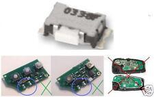 switch latéral pour bouton panic de télécommande clé pliante VW Volkswagen Audi