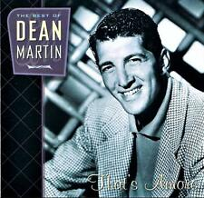 DEAN MARTIN The Best Of  / 20 tracks CD That's Amore Great Condition