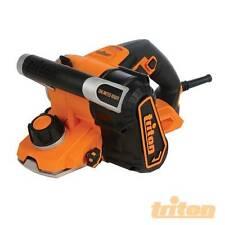Rabot électrique Triton 82 mm TRPUL à 3 fers - 750W - Promo !!