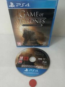 Game Of Thrones A Telltale Game Series | PS4 | PlayStation 4 | gebraucht in OVP