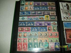 59 Vintage Mint SOUTH AFRICA SUID AFRIKA Stamps Nice Catalog Value