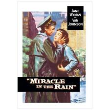 Miracle in the Rain 1955 dvd Alan King, Peggie Castle, Arte Johnson, Barbara N
