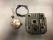 Stihl Ts400 Piston And Cylinder Used Oem