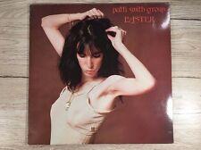 LP ARISTA 1c 064-60 561 Patti Smith Group – Easter German VINILE 1978