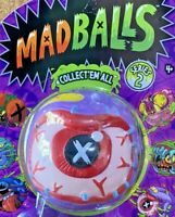 THEY'RE BACK BABY!!! FIST FACE! MADBALLS UGLY TOYS SERIES 2 2017 TCFC MOC!!!