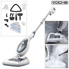 Voche ® 20-in - 1 1500W PULITORE A VAPORE Vaporizzatore Portatile Pavimento Scopa + Carpet Rondella