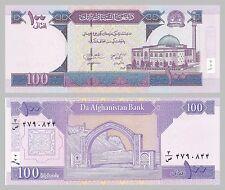 Afghanistan 100 Afghanis 2004 p70b unz.