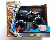 Dooms Day (Rev Tredz) 1/43 Monster Jam Diecast Trucks (Hot Wheels)(2016)