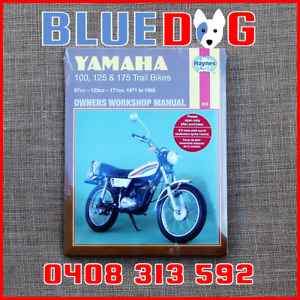 Yamaha Dt Motorcycle Repair Manuals Literature For Sale Shop With Afterpay Ebay