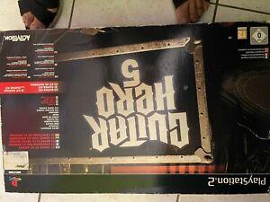 Guitar Hero 5 - Guitar Bundle [Import anglais] - Jeu PS2