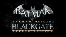 Batman: Arkham Origins Blackgate Deluxe Edition Region Free PC KEY (Steam)