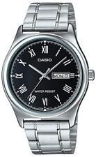 Relojes de pulsera Date de plata de día y fecha