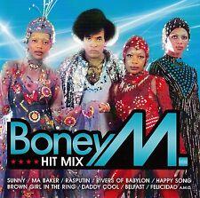 Boney M.: Hit Mix/CD-COMME NEUF