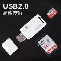 USA USB SD Memory Card Reader SDHC SDXC MMC Micro