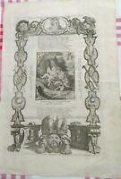 1720 INCISIONE SATIRICA CONTRO ECONOMIA JOHN LAW E LA COMPAGNIA DEL MISSISSIPPI