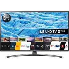 "Refurbished LG 55"" 4K Ultra HD with HDR LED Smart TV without Stand"
