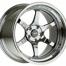Cosmis XT006R Black Chrome 18x9.5 +10, 18x11 +8 pcd 5-120