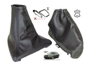 Gear Handbrake Gaiter For Jaguar X-Type 2001-2009 Leather