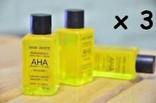3 x Whitening Body Serum Bleaching Brightening Skin,AHA,Vitamin C,B 30 ml