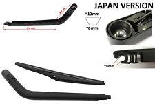 TOYOTA YARIS 01-06  BRAS ESSUIE-GLACE ARRIERE NEUF - VERSION JAPONAISE