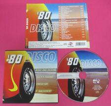 CD Compilation '80 Disco MERIA MEL SUPER JUMP HUMAN GROUP no lp mc vhs(C4)