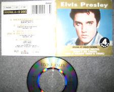 "RARE 3"" Maxi CD Elvis Presley – Heartbreak Hotel Don't Be Cruel Hound Dog"