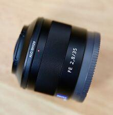 Sony Sonnar T* FE 35mm F/2.8 ZA SEL35F28Z Lens E-mount