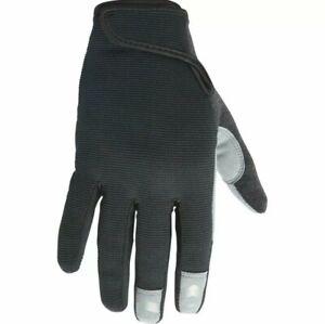 HUMP Beacon Men's Cycling Gloves - Black - Size L - RRP £14.99