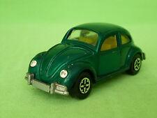 HONG KONG T280 VW VOLKSWAGEN DE LUXE KAFER BEETLE GREEN RARE SELTEN  VERY GOOD