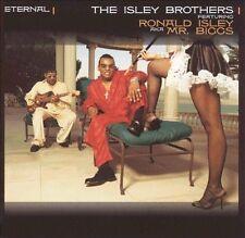 Isley Brothers - Eternal CD w/ Mr. Biggs Ronald Isley2001 Dreamworks