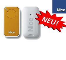 NICE NTI1Y 433,92Mhz rolling code, ERA INTI1 Yellow, TOP Quality Remote