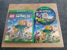 Xbox One Lego Worlds Game