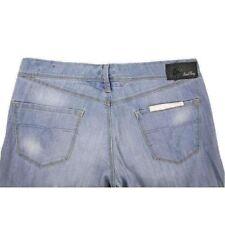 SEALKAY Da Donna Jeans Denim Blu Chiaro Stile Sheryl Taglia 31 RRP145 LY29
