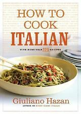 How to Cook Italian-ExLibrary