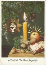 Weihnachten, Engel im Stern, Lebkuchen, Christbaumschmuck, Volkskunst-Erzgebirge