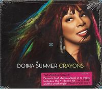 DONNA SUMMER crayons CD (517) i'm a fire / stamp your feet NEUF