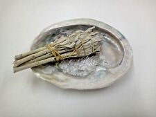 Craftmoor Mini White Sage Smudge + Small Abalone Shell Cleansing Kit