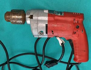 Milwaukee 0234-1 Magnum Hole Shooter Corded Electric Drill Made in USA