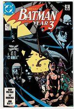 BATMAN #436 (VF/NM) 1st TIMOTHY DRAKE! 1989 DC Comic George Perez Cover!