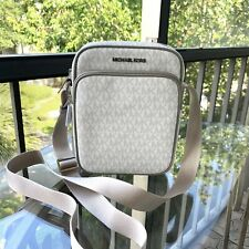 Michael Kors Women PVC Leather Crossbody Handbag Bag Purse Messenger Shoulder MK