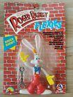 Disney - Roger Rabbit - Flexies Figur in OVP von Ljn Toys - Biegefigur