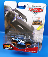 Disney Cars Schlammrennen XRS Xtreme Racing Serie  GBJ38 Jackson Storm