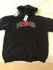 BLACK NELK BOYS FULLSEND OH CANADA HOODIE - Medium