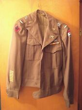 VINTAGE WW2 U.S. officers IKE JACKET