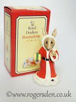 Royal Doulton  Father Christmas Bunnykins  DB  237